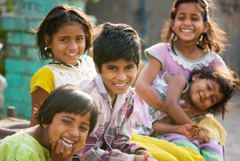 How India's Poor Saved The Country From Recession
