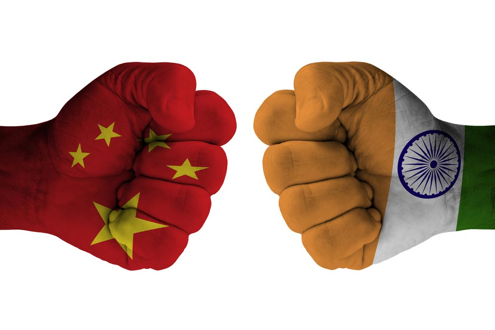 Business To Business Relationship Between China and India