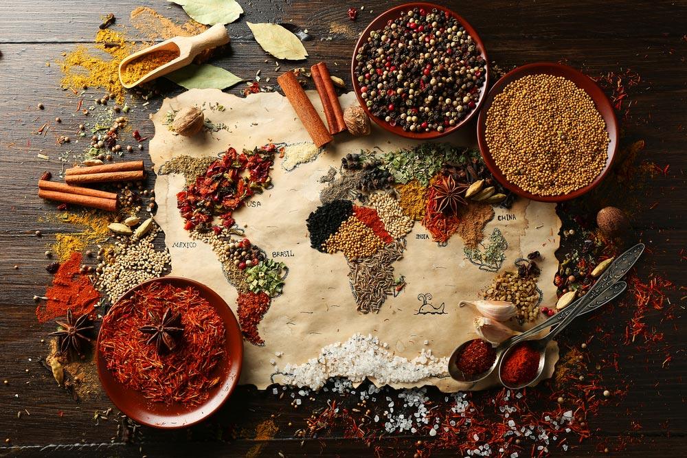 The Spice Trade