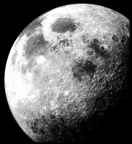 Moon – New Geopolitical Frontier