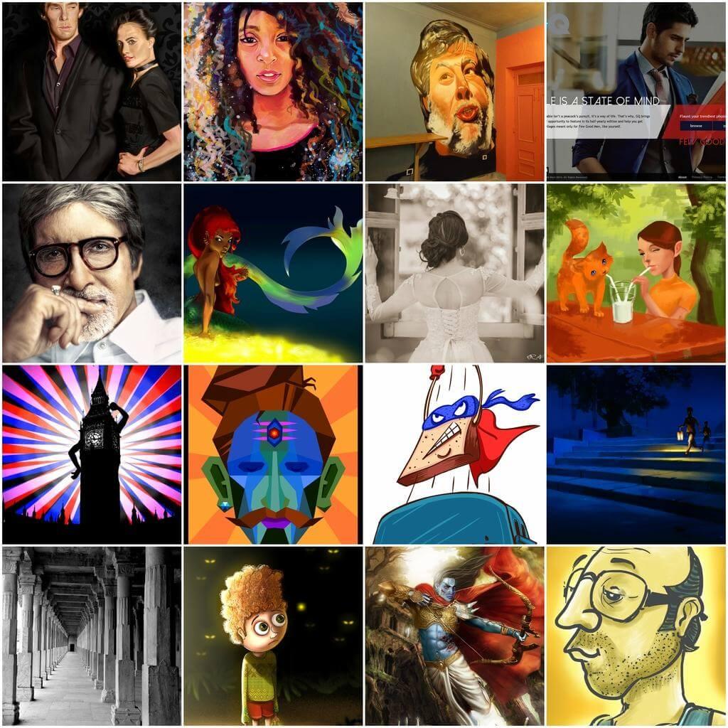 An E-marketplace For Art