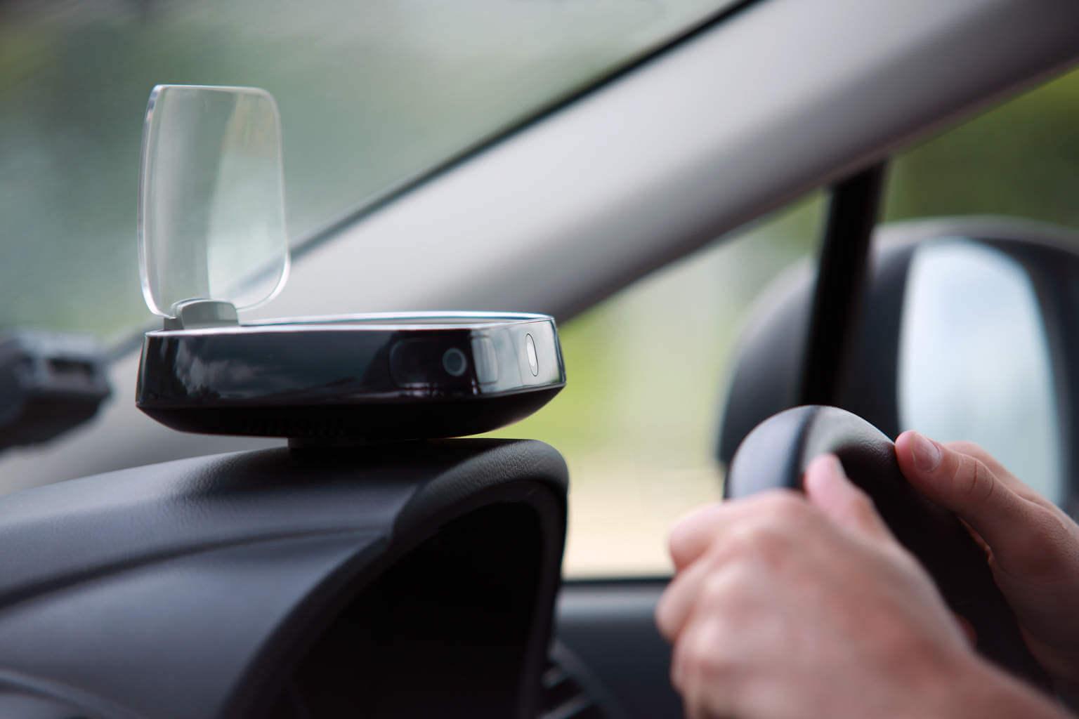 Make Driving Safe – An IOT Hardware Unit