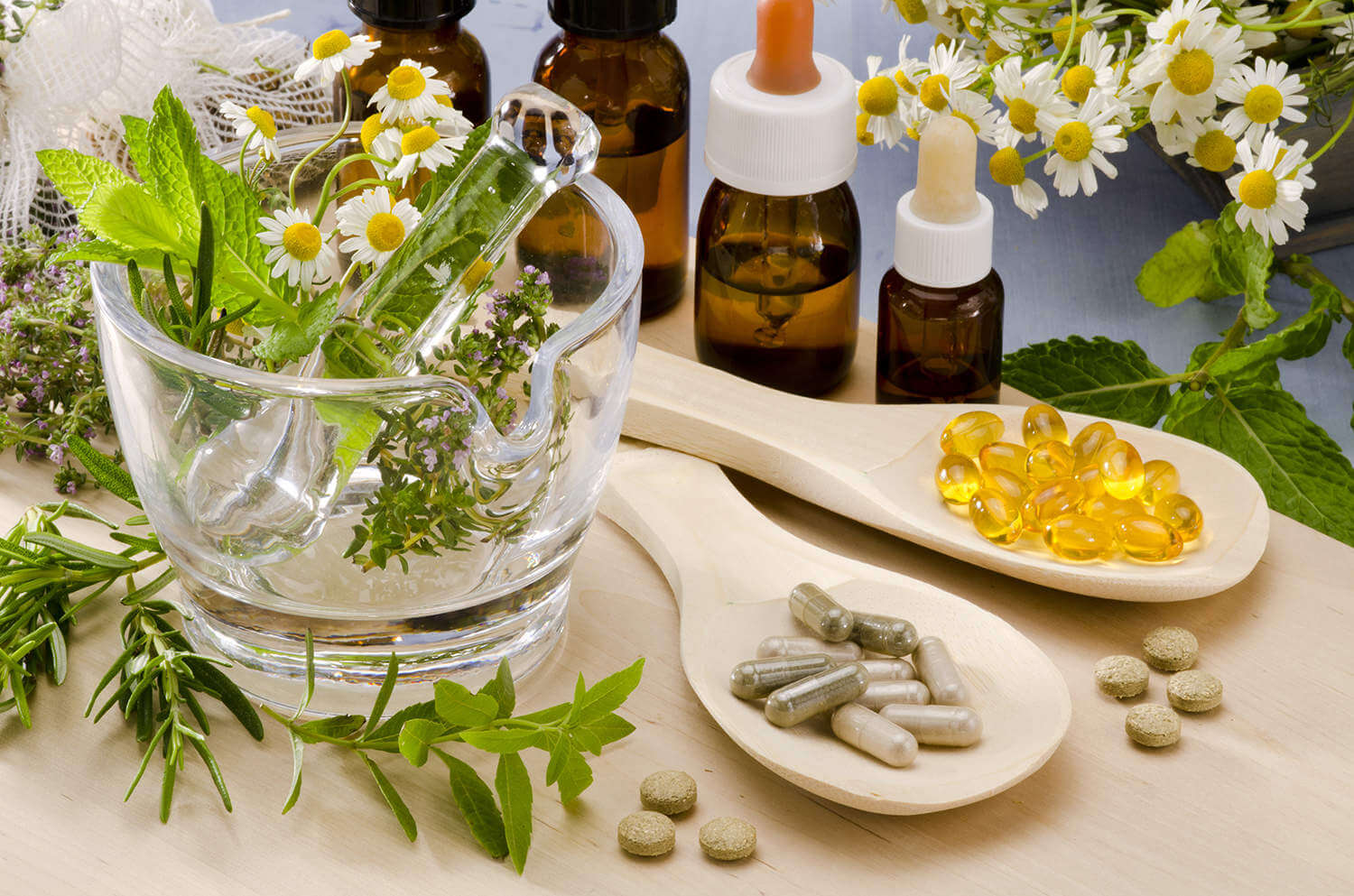 Natural products industry and pharma collaboration