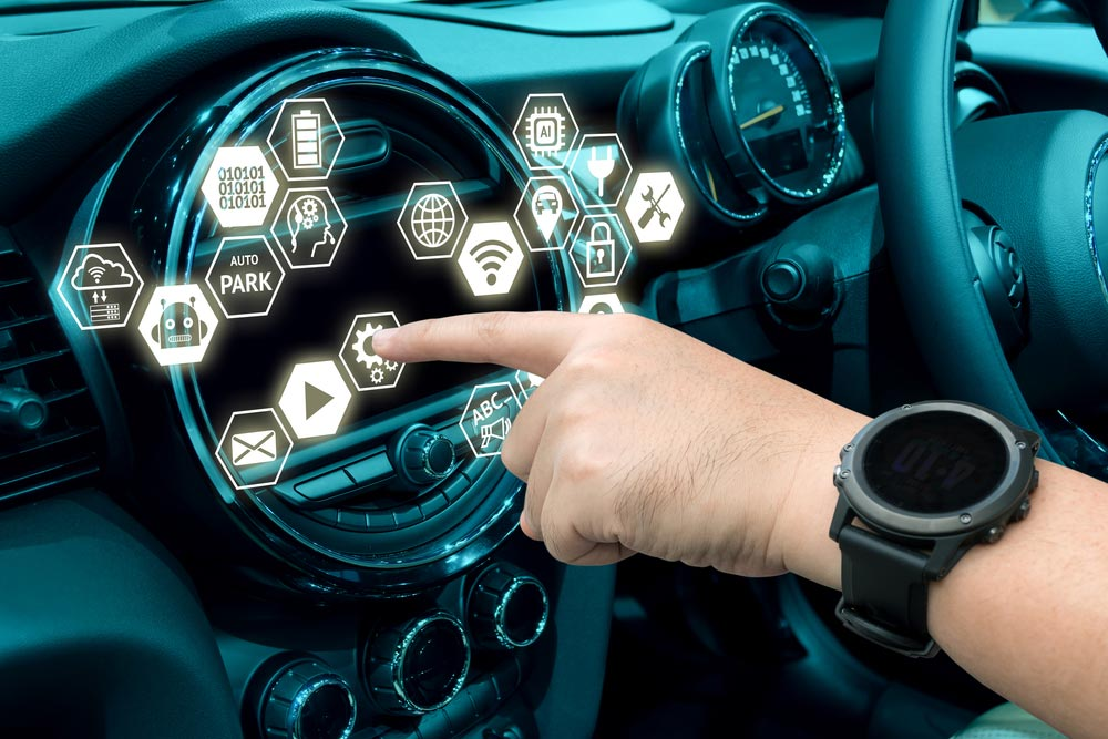 IOT Solutions For Automobiles