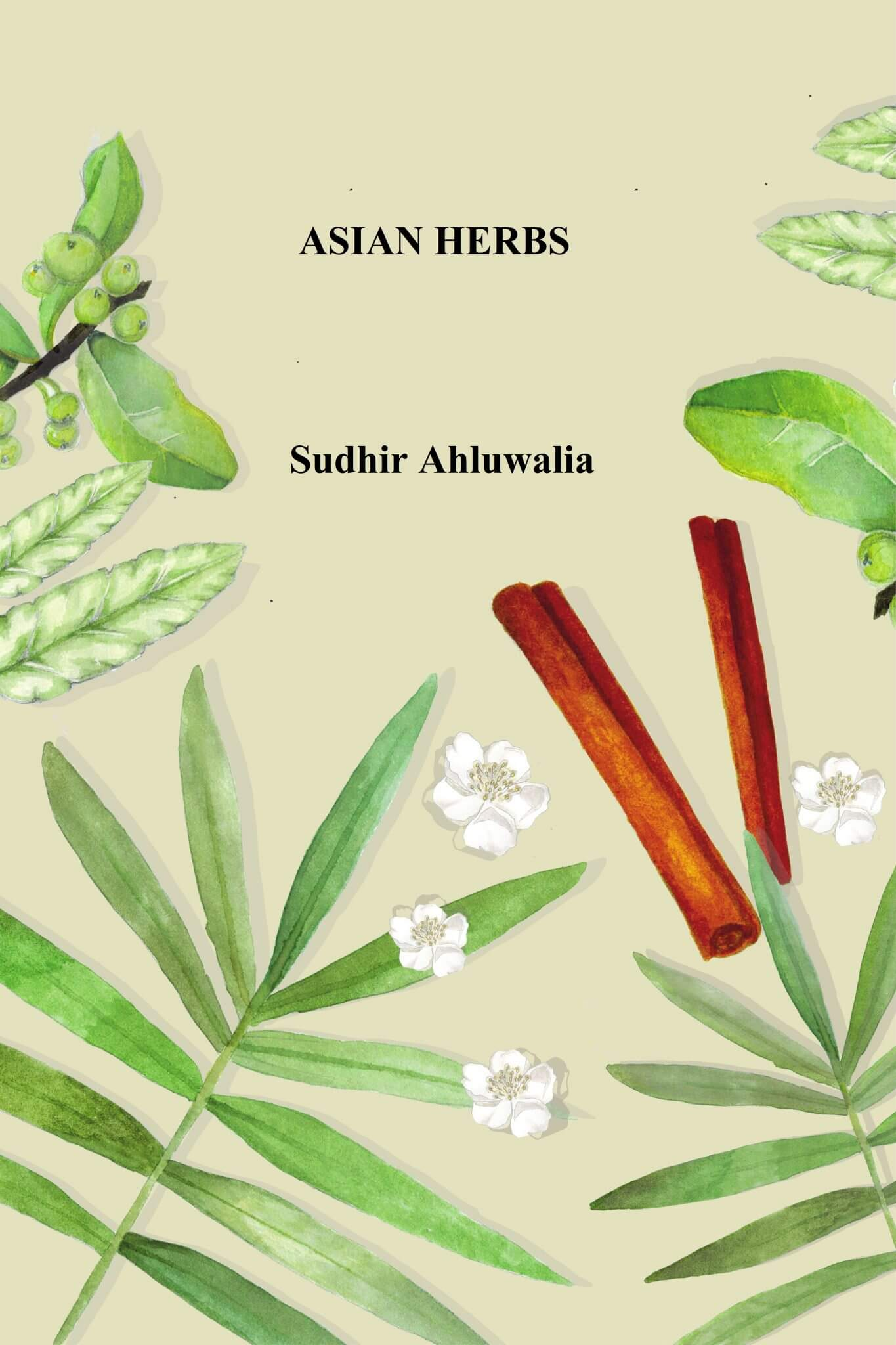 Asian Herbs front cover